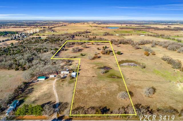 TBD Vz County Road 3419, Wills Point, TX 75169 (MLS #14278915) :: RE/MAX Landmark