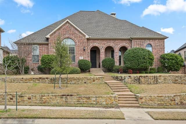 1149 Lady Carol Lane, Lewisville, TX 75056 (MLS #14278962) :: The Kimberly Davis Group