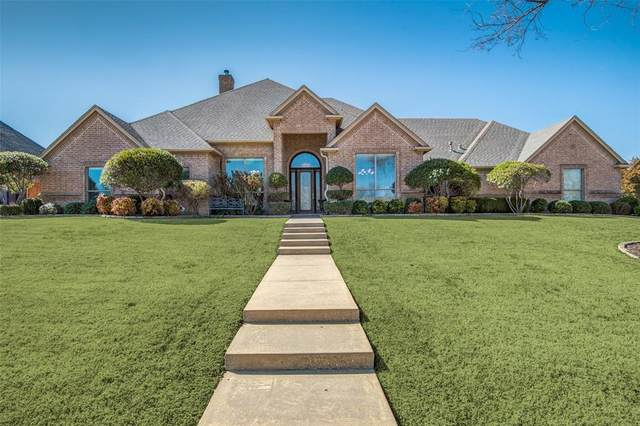 8409 Waterfront Court, Fort Worth, TX 76179 (MLS #14278985) :: The Kimberly Davis Group