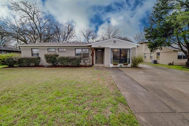 607 Park Street, Ennis, TX 75119 (MLS #14279011) :: The Chad Smith Team