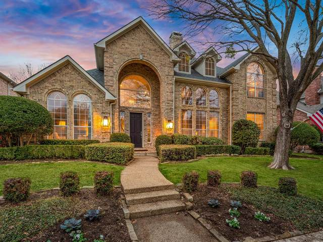 7607 Sweetgum Drive, Irving, TX 75063 (MLS #14279018) :: All Cities Realty
