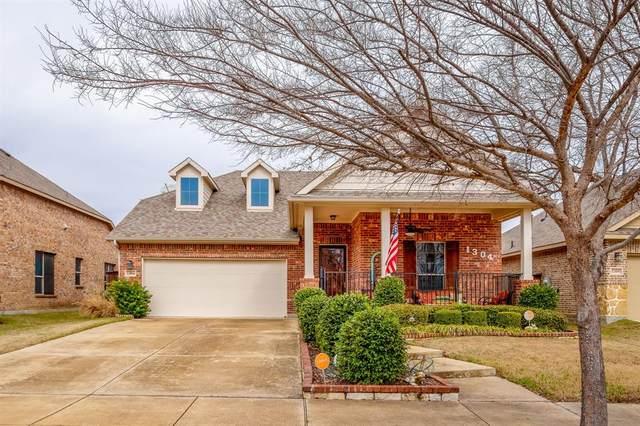1304 Isabella Lane, Savannah, TX 76227 (MLS #14279038) :: The Paula Jones Team   RE/MAX of Abilene