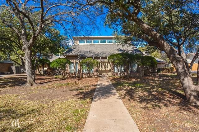 2126 Gathright Drive, Abilene, TX 79606 (MLS #14279045) :: North Texas Team | RE/MAX Lifestyle Property