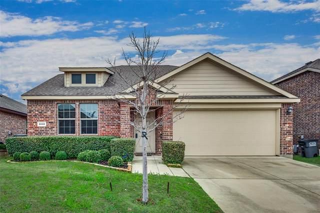 2112 Meadow View Drive, Princeton, TX 75407 (MLS #14279048) :: Team Tiller