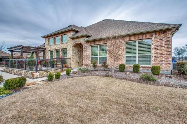 3075 Willow Grove Boulevard #4105, Mckinney, TX 75070 (MLS #14279080) :: Hargrove Realty Group