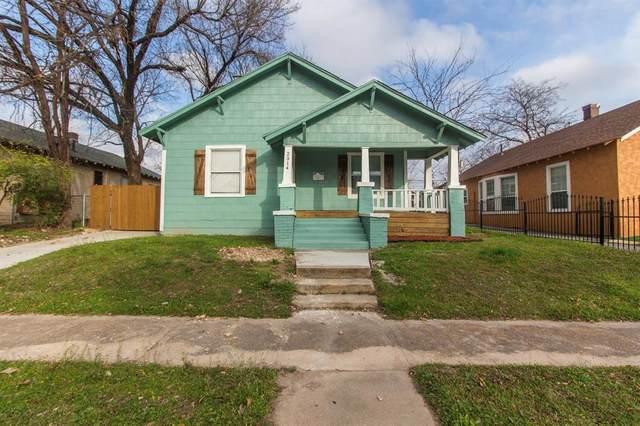 2314 Columbus Avenue, Fort Worth, TX 76164 (MLS #14279123) :: The Kimberly Davis Group
