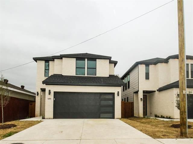 1975 Angelina Drive, Dallas, TX 75212 (MLS #14279146) :: Vibrant Real Estate