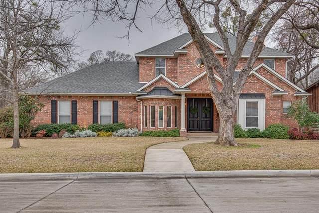 5121 Jennings Drive, North Richland Hills, TX 76180 (MLS #14279161) :: The Good Home Team