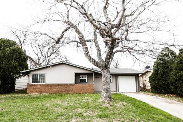 2841 S 28th Street, Abilene, TX 79605 (MLS #14279167) :: The Good Home Team