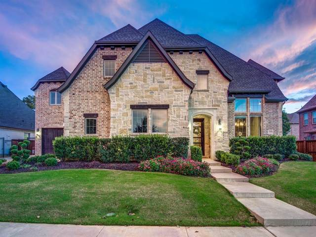 801 Giverny Lane, Southlake, TX 76092 (MLS #14279185) :: All Cities Realty