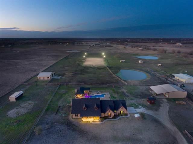 8640 Davidson Road, Sanger, TX 76266 (MLS #14279228) :: Bray Real Estate Group