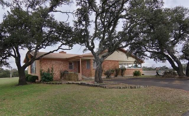 901 Old Garner Road, Weatherford, TX 76088 (MLS #14279247) :: Trinity Premier Properties