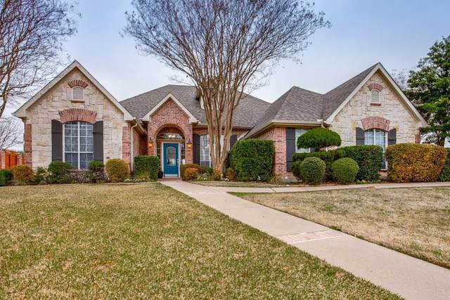 525 Loma Vista, Heath, TX 75032 (MLS #14279271) :: The Kimberly Davis Group