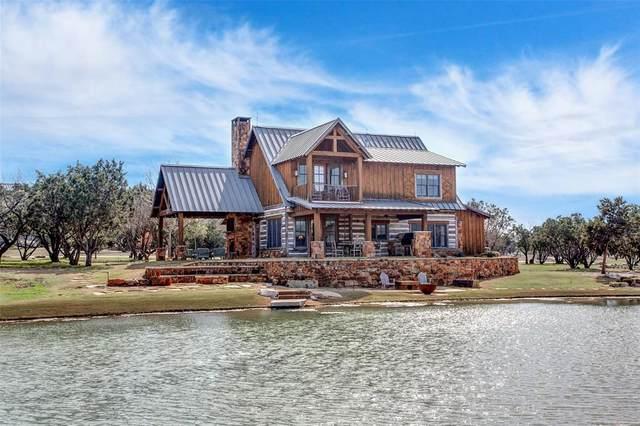 1045 Grandview Drive, Possum Kingdom Lake, TX 76449 (MLS #14279279) :: Real Estate By Design