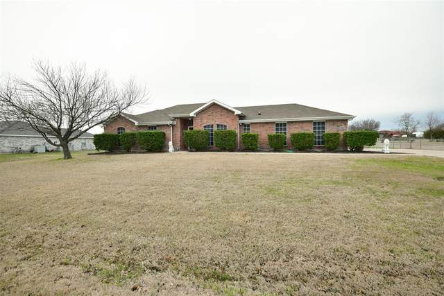 105 Cottonwood Drive, Fate, TX 75189 (MLS #14279284) :: The Kimberly Davis Group