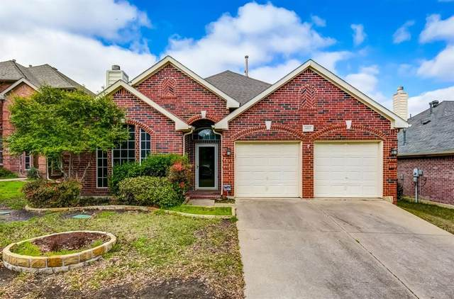 4825 Great Divide Drive, Fort Worth, TX 76137 (MLS #14279299) :: Caine Premier Properties