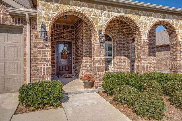 790 English Ivy Drive, Prosper, TX 75078 (MLS #14279309) :: Justin Bassett Realty