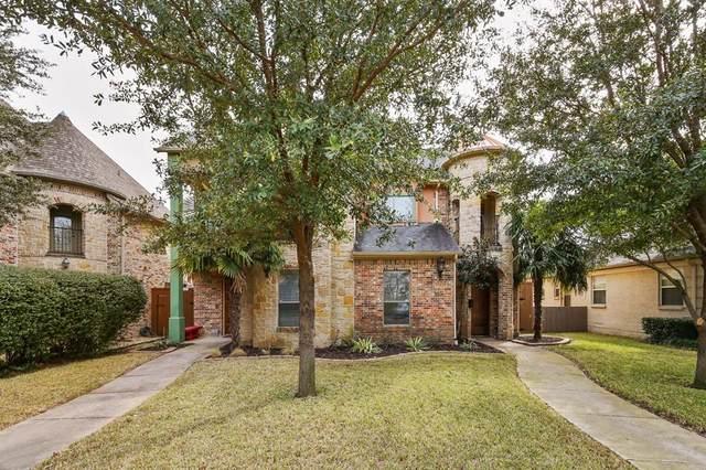 5516 Winton Street, Dallas, TX 75206 (MLS #14279313) :: HergGroup Dallas-Fort Worth