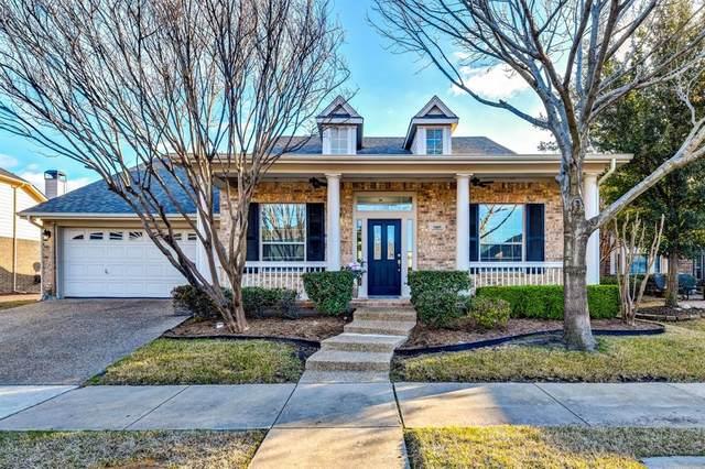 5105 Buckland Drive, Mckinney, TX 75070 (MLS #14279324) :: Tenesha Lusk Realty Group