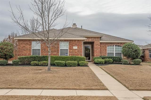2308 Belmont Park Drive, Denton, TX 76210 (MLS #14279332) :: The Mauelshagen Group