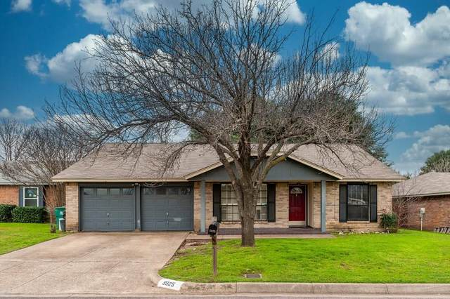 3925 Teaberry Lane, Fort Worth, TX 76133 (MLS #14279333) :: The Hornburg Real Estate Group