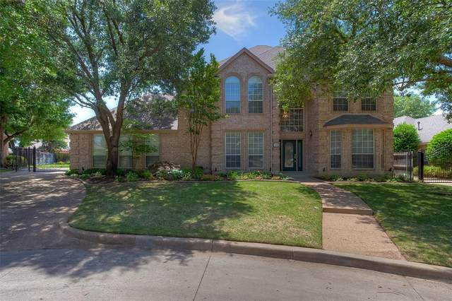 7905 Vista Ridge Drive S, Fort Worth, TX 76132 (MLS #14279335) :: Keller Williams Realty
