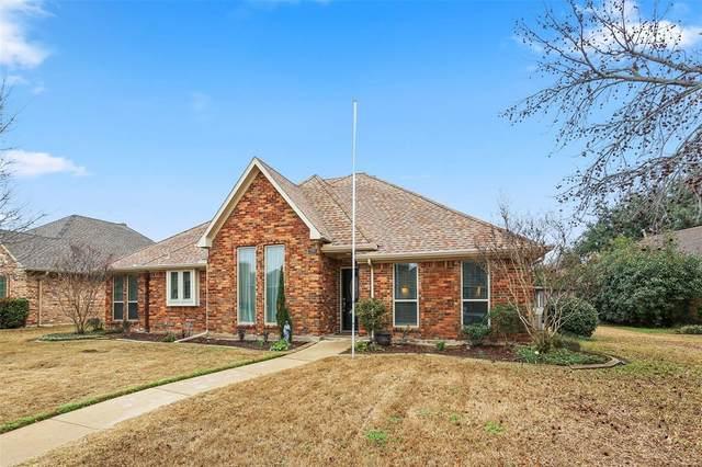2513 Willowdale Drive, Carrollton, TX 75006 (MLS #14279338) :: NewHomePrograms.com LLC