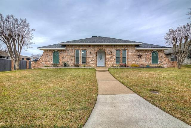 101 Indian Trace Lane, Waxahachie, TX 75165 (MLS #14279362) :: All Cities Realty