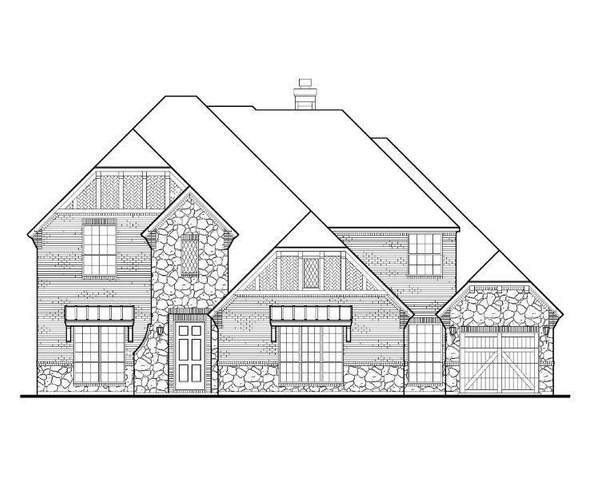 3860 Dewberry, Prosper, TX 75078 (MLS #14279372) :: Caine Premier Properties