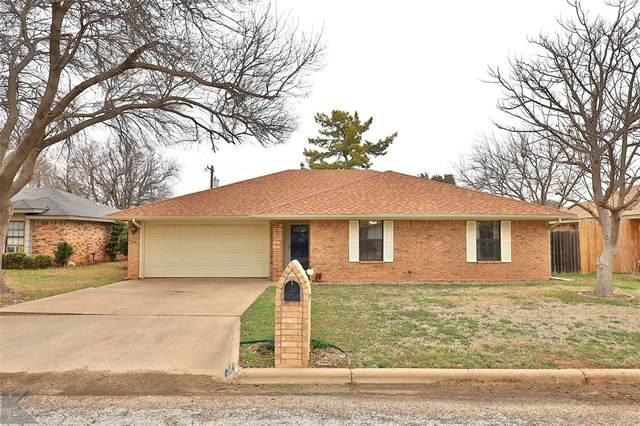 2702 Broken Bough Trail, Abilene, TX 79606 (MLS #14279401) :: North Texas Team | RE/MAX Lifestyle Property