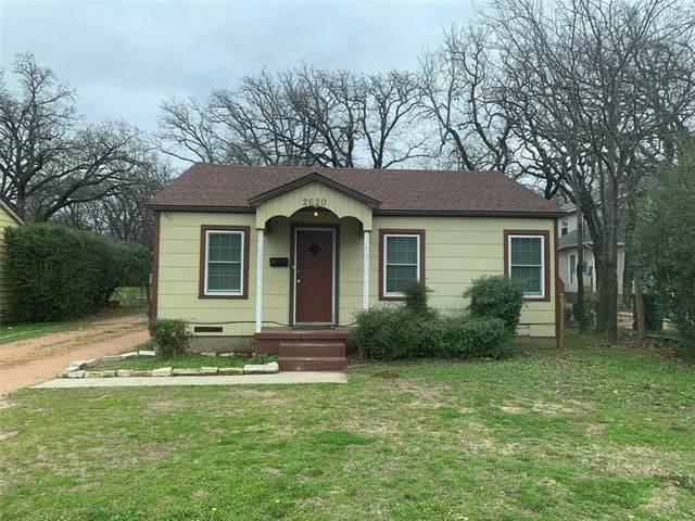 2620 N Elm Street, Denton, TX 76201 (MLS #14279412) :: The Mauelshagen Group