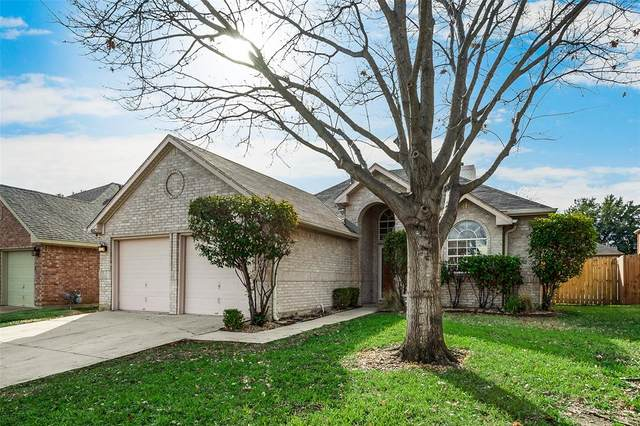 4812 N Cascades Street, Fort Worth, TX 76137 (MLS #14279422) :: Caine Premier Properties