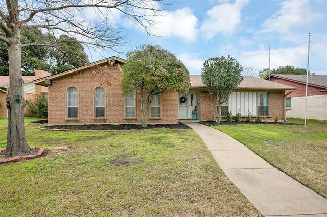 1349 Dogwood Trail, Lewisville, TX 75067 (MLS #14279457) :: Team Tiller