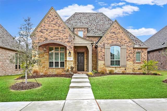 13912 Round Prairie Lane, Frisco, TX 75035 (MLS #14279466) :: All Cities Realty