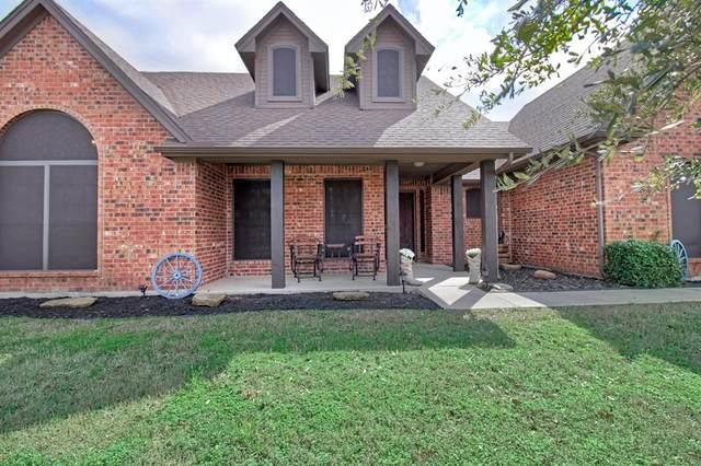 202 Savannah Drive, Weatherford, TX 76087 (MLS #14279486) :: The Kimberly Davis Group