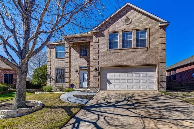 10601 Gleneagles Lane, Rowlett, TX 75089 (MLS #14279497) :: Vibrant Real Estate