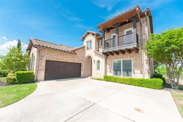 6890 Sonoma, Irving, TX 75039 (MLS #14279529) :: All Cities Realty