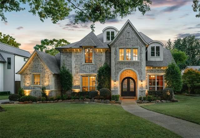 4058 Highgrove Drive, Dallas, TX 75220 (MLS #14279532) :: HergGroup Dallas-Fort Worth
