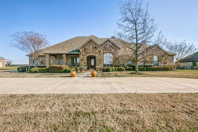 18077 Grandview Drive, Forney, TX 75126 (MLS #14279533) :: All Cities Realty