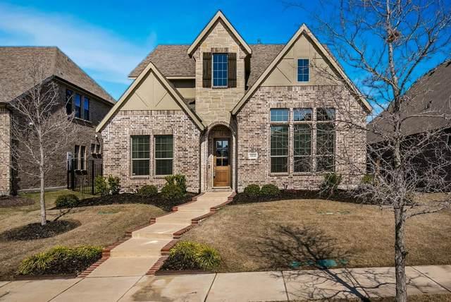 1810 Tumblegrass Road, Frisco, TX 75033 (MLS #14279537) :: Vibrant Real Estate