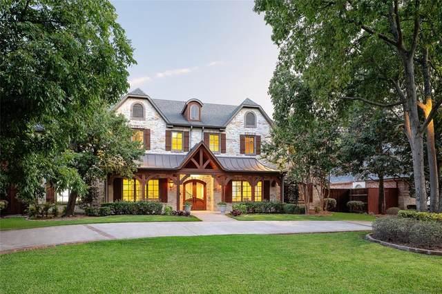 5842 Waggoner Drive, Dallas, TX 75230 (MLS #14279560) :: Robbins Real Estate Group