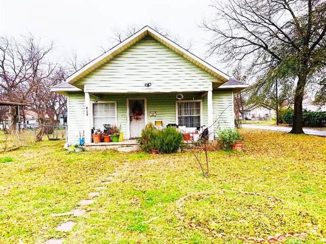 700 Warren Street, Terrell, TX 75160 (MLS #14279593) :: Tenesha Lusk Realty Group