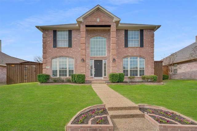 5405 Highlands Drive, Mckinney, TX 75070 (MLS #14279594) :: The Good Home Team