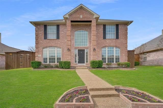 5405 Highlands Drive, Mckinney, TX 75070 (MLS #14279594) :: The Star Team | JP & Associates Realtors