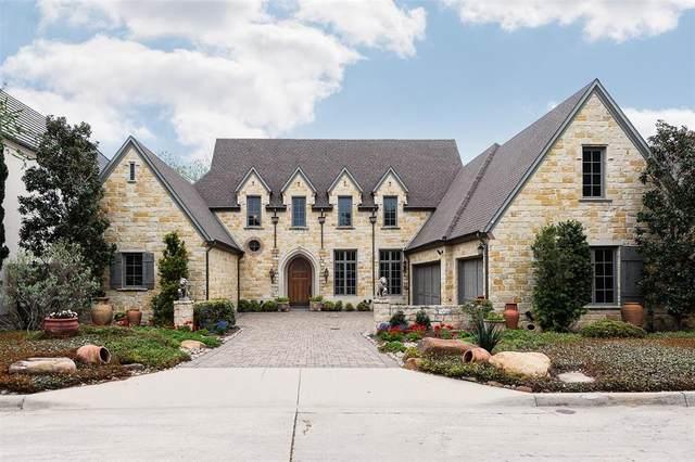 7009 Lake Edge Drive, Dallas, TX 75230 (MLS #14279596) :: The Hornburg Real Estate Group
