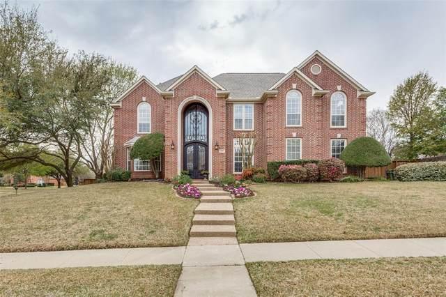 404 Oxford Court, Southlake, TX 76092 (MLS #14279604) :: Frankie Arthur Real Estate