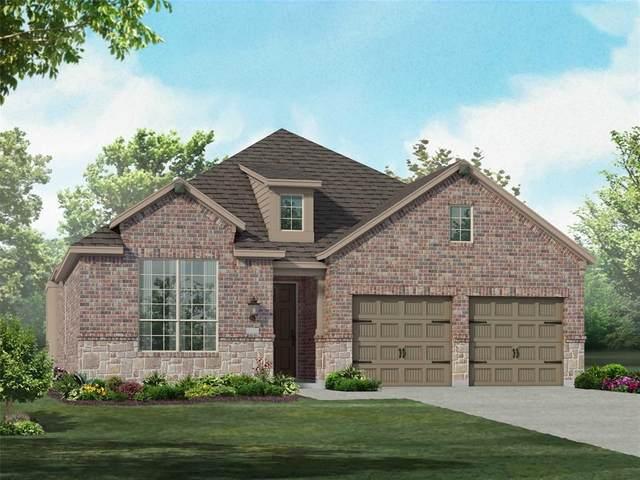 1805 Maya Drive, Lantana, TX 76226 (MLS #14279606) :: All Cities Realty
