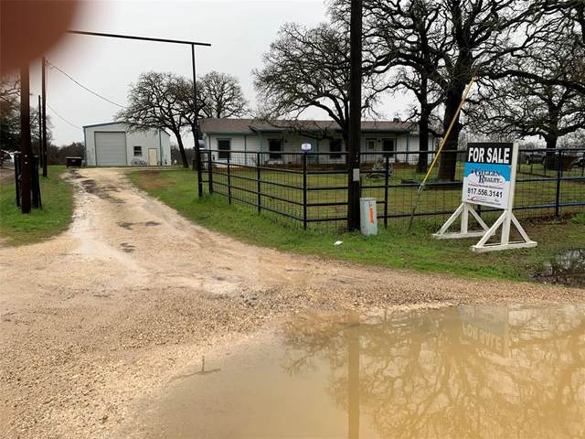 1012 County Road 805, Cleburne, TX 76031 (MLS #14279706) :: All Cities Realty