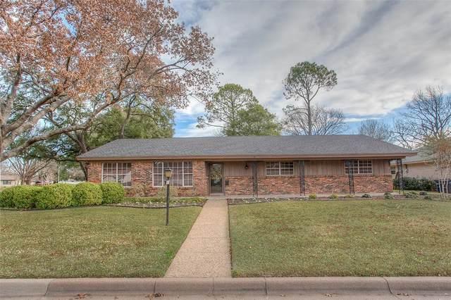 4901 Westlake Drive, Fort Worth, TX 76132 (MLS #14279726) :: Real Estate By Design