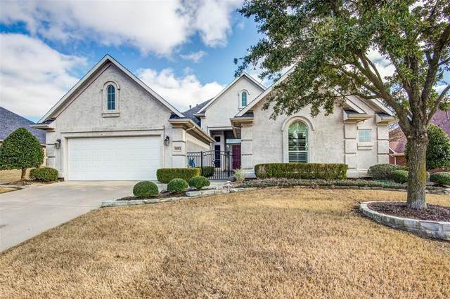 10913 Murray S Johnson Street, Denton, TX 76207 (MLS #14279747) :: The Real Estate Station